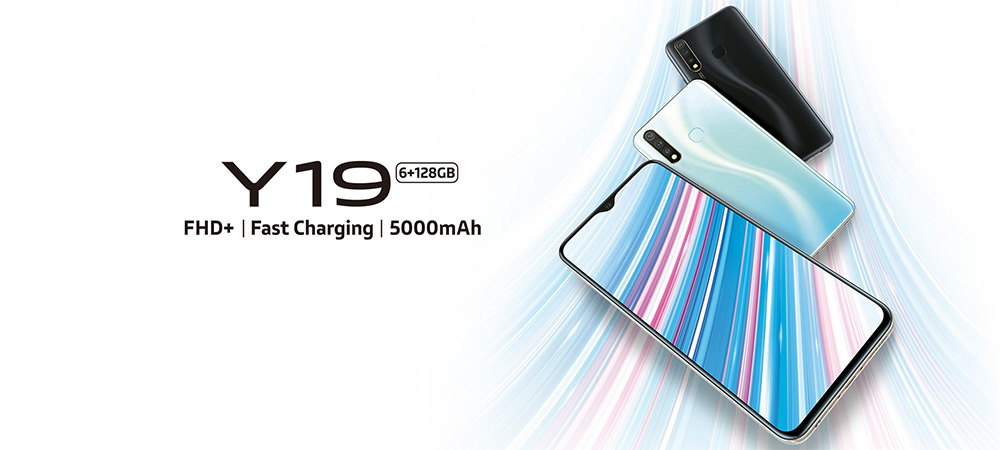 Vivo Y19 launches powered by MediaTek Helio P65