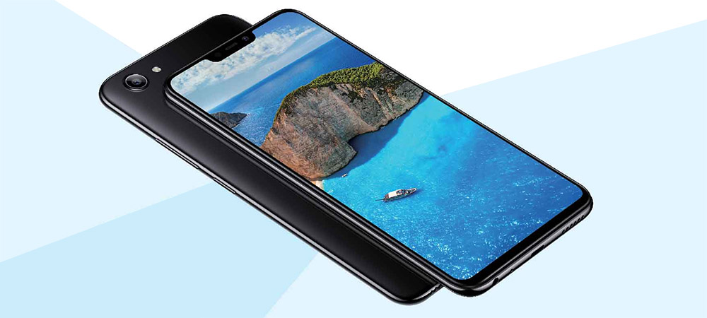 VIVO Y81i - Powered by MediaTek Helio A22
