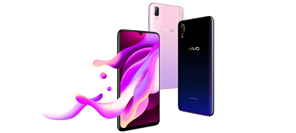 VIVO Y97 - Powered by MediaTek Helio P60