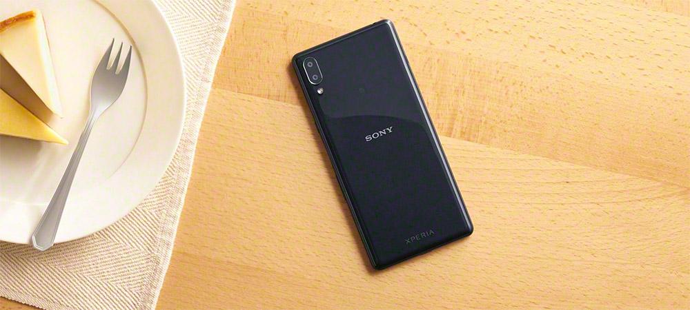 Sony Xperia L3 with MediaTek Helio P22